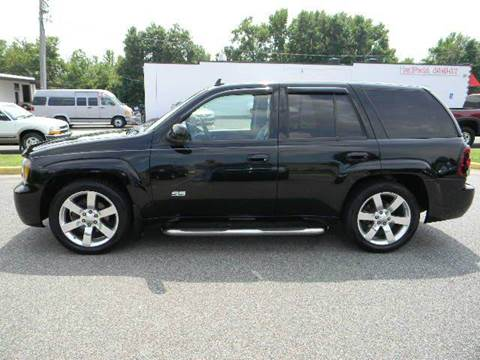 2007 Chevrolet TrailBlazer for sale at Platinum Auto World in Fredericksburg VA