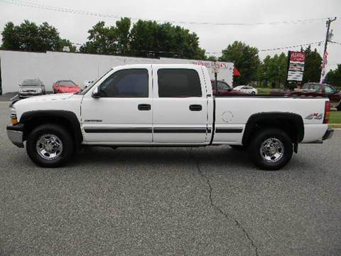 2001 Chevrolet Silverado 1500HD for sale at Platinum Auto World in Fredericksburg VA