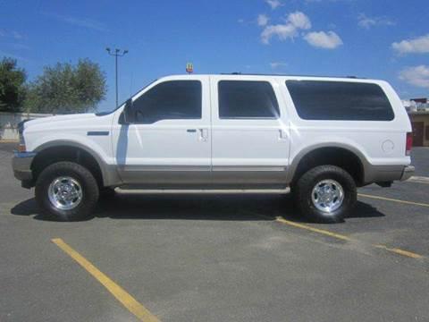 2001 Ford Excursion for sale at Platinum Auto World in Fredericksburg VA