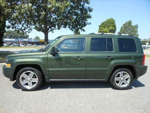 2007 Jeep Patriot for sale at Platinum Auto World in Fredericksburg VA