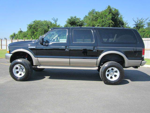 2000 Ford Excursion for sale at Platinum Auto World in Fredericksburg VA