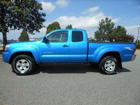 2007 Toyota Tacoma for sale at Platinum Auto World in Fredericksburg VA