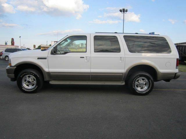 2003 Ford Excursion for sale at Platinum Auto World in Fredericksburg VA