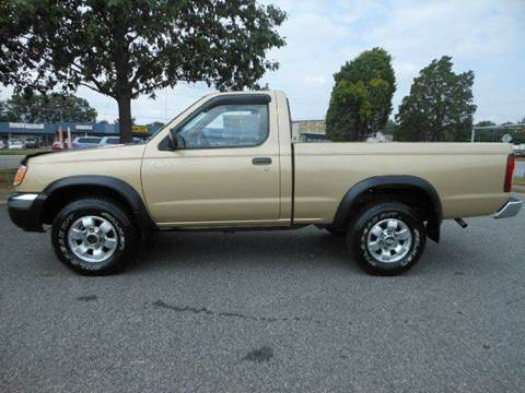 1998 Nissan Frontier for sale at Platinum Auto World in Fredericksburg VA