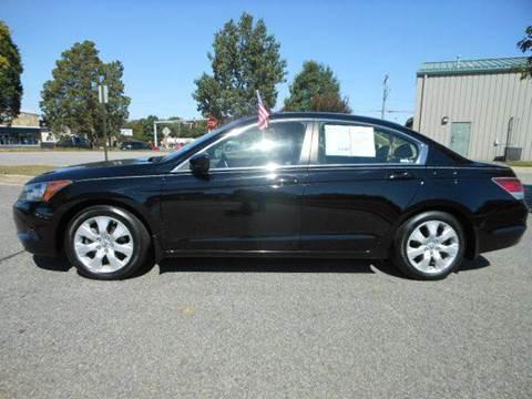 2009 Honda Accord for sale at Platinum Auto World in Fredericksburg VA