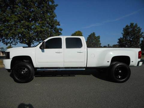2011 Chevrolet Silverado 3500HD for sale at Platinum Auto World in Fredericksburg VA