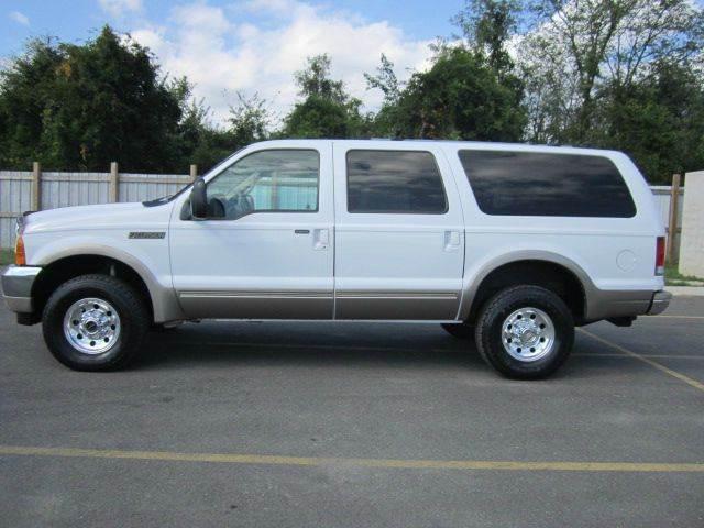 2000 Ford Excursion for sale at Platinum Auto World in Fredericksburg VA