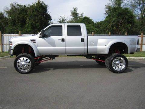 2008 Ford F-450 Super Duty for sale at Platinum Auto World in Fredericksburg VA