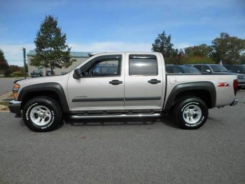 2004 Chevrolet Colorado for sale at Platinum Auto World in Fredericksburg VA