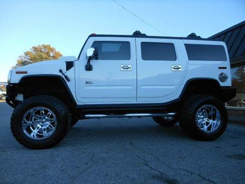 2005 HUMMER H2 for sale at Platinum Auto World in Fredericksburg VA