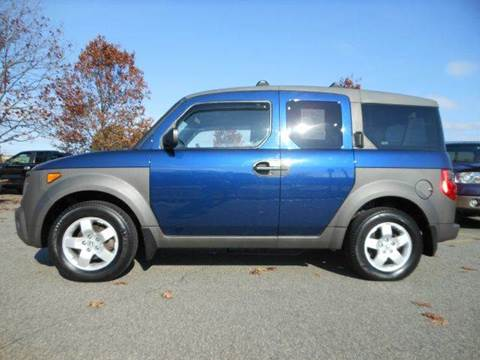 2003 Honda Element for sale at Platinum Auto World in Fredericksburg VA