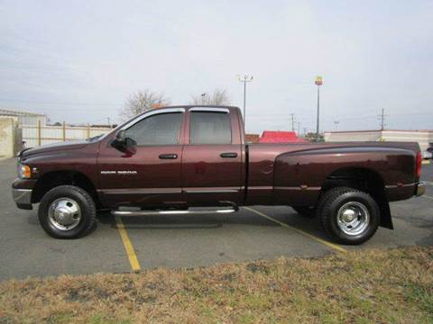 2004 Dodge Ram Pickup 3500 for sale at Platinum Auto World in Fredericksburg VA