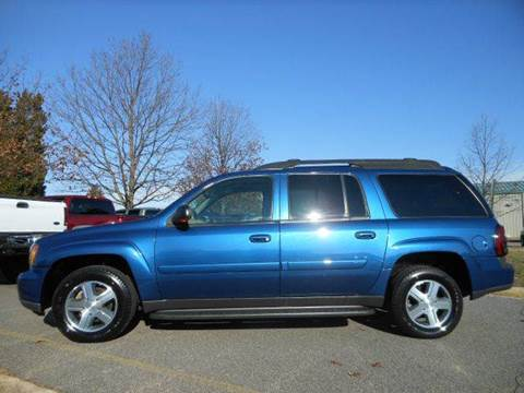 2005 Chevrolet TrailBlazer EXT for sale at Platinum Auto World in Fredericksburg VA
