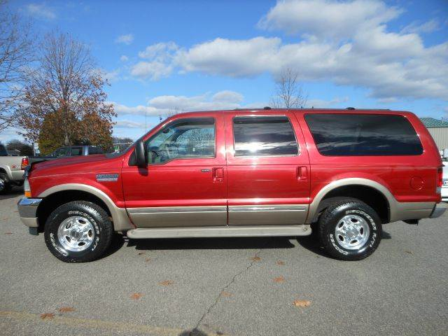 2002 Ford Excursion for sale at Platinum Auto World in Fredericksburg VA