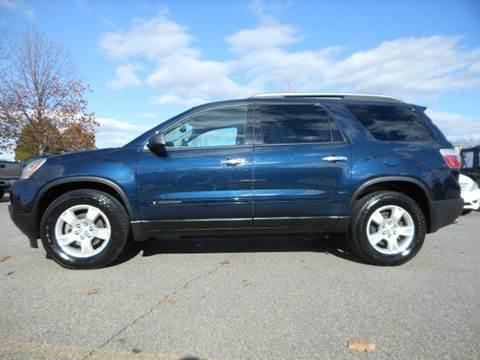 2008 GMC Acadia for sale at Platinum Auto World in Fredericksburg VA