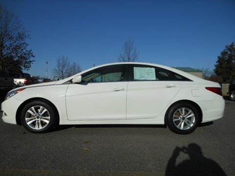 2011 Hyundai Sonata for sale at Platinum Auto World in Fredericksburg VA