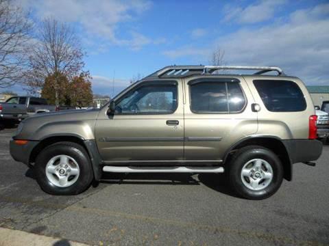 2002 Nissan Xterra for sale at Platinum Auto World in Fredericksburg VA