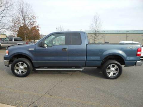 2004 Ford F-150 for sale at Platinum Auto World in Fredericksburg VA
