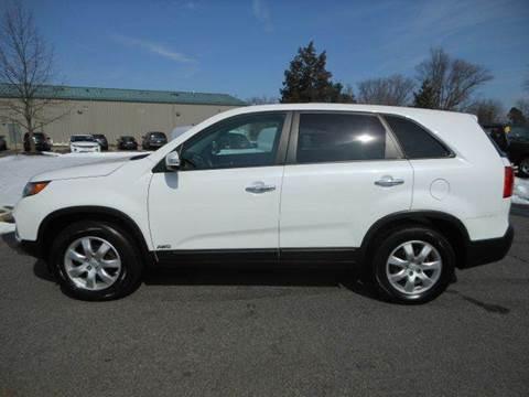 2011 Kia Sorento for sale at Platinum Auto World in Fredericksburg VA