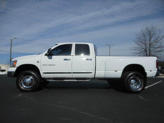 2006 Dodge Ram Pickup 3500 for sale at Platinum Auto World in Fredericksburg VA