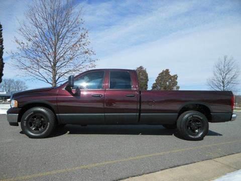 2004 Dodge Ram Pickup 2500 for sale at Platinum Auto World in Fredericksburg VA