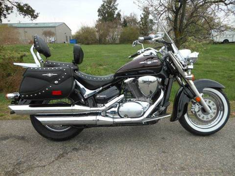 2012 Suzuki Boulevard  for sale at Platinum Auto World in Fredericksburg VA