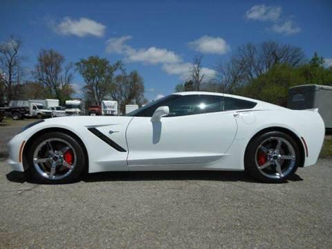 2014 Chevrolet Corvette Stingray for sale at Platinum Auto World in Fredericksburg VA