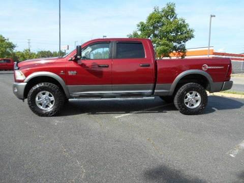 2011 RAM Ram Pickup 2500 for sale at Platinum Auto World in Fredericksburg VA
