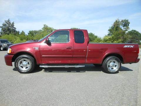 2003 Ford F-150 for sale at Platinum Auto World in Fredericksburg VA