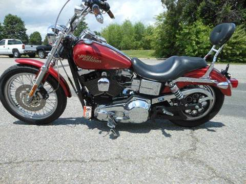 2005 Harley-Davidson FXDL DYNA LOW RIDER for sale at Platinum Auto World in Fredericksburg VA