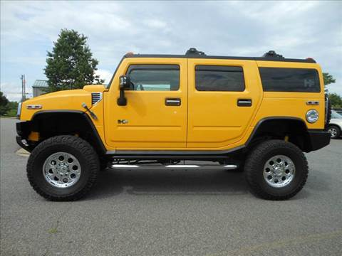 2006 HUMMER H2 for sale at Platinum Auto World in Fredericksburg VA
