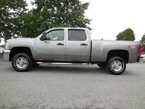 2007 Chevrolet Silverado 2500HD for sale at Platinum Auto World in Fredericksburg VA