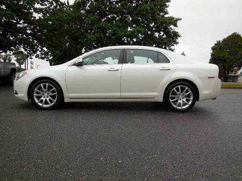 2012 Chevrolet Malibu for sale at Platinum Auto World in Fredericksburg VA