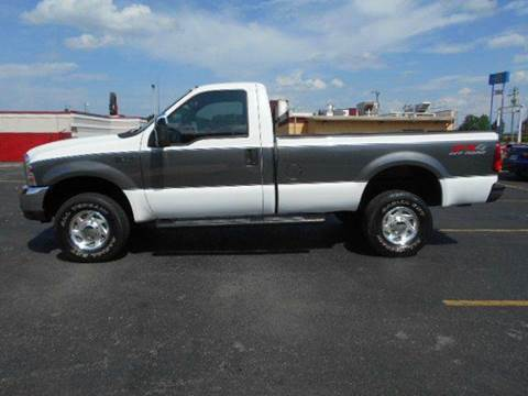 2002 Ford F-350 Super Duty for sale at Platinum Auto World in Fredericksburg VA