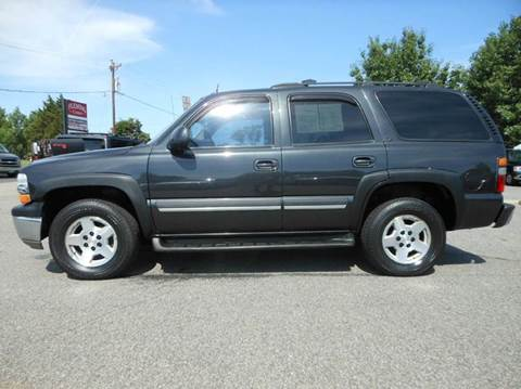 2004 Chevrolet Tahoe for sale at Platinum Auto World in Fredericksburg VA