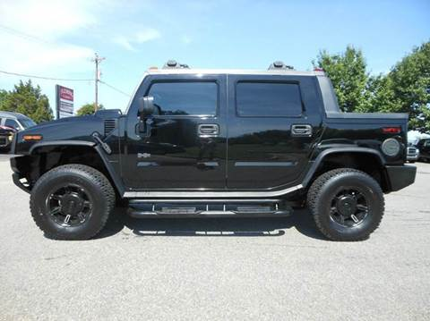 2005 HUMMER H2 SUT for sale at Platinum Auto World in Fredericksburg VA