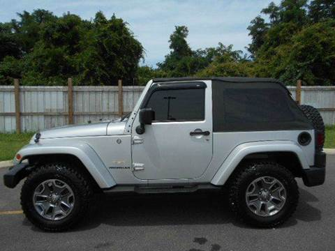 2008 Jeep Wrangler for sale at Platinum Auto World in Fredericksburg VA