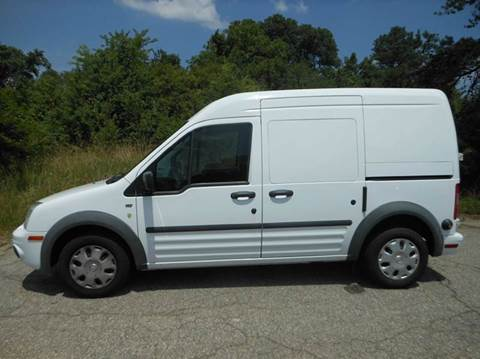 2012 Ford Transit Connect for sale at Platinum Auto World in Fredericksburg VA