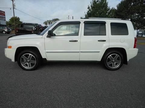 2008 Jeep Patriot for sale at Platinum Auto World in Fredericksburg VA