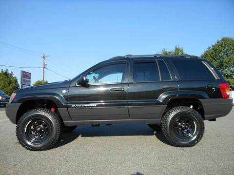 2004 Jeep Grand Cherokee for sale at Platinum Auto World in Fredericksburg VA