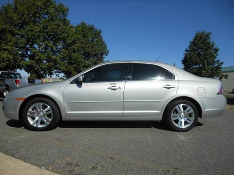 2008 Ford Fusion for sale at Platinum Auto World in Fredericksburg VA