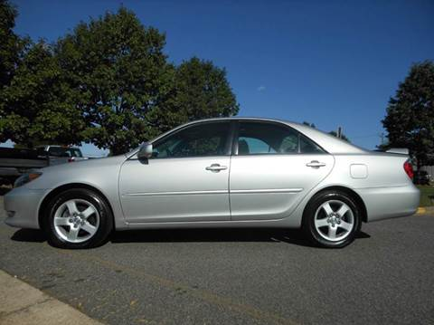 2006 Toyota Camry for sale at Platinum Auto World in Fredericksburg VA