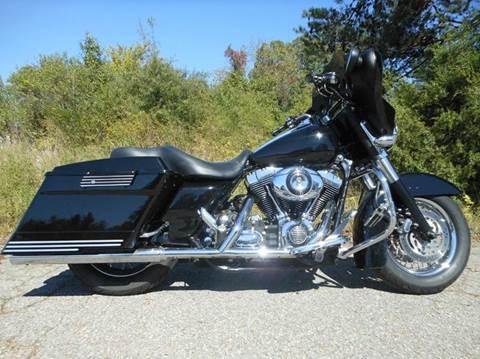 2007 Harley-Davidson FLHX STREET GLIDE for sale at Platinum Auto World in Fredericksburg VA