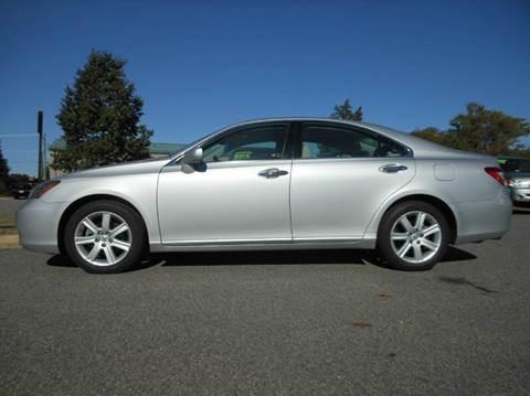 2008 Lexus ES 350 for sale at Platinum Auto World in Fredericksburg VA