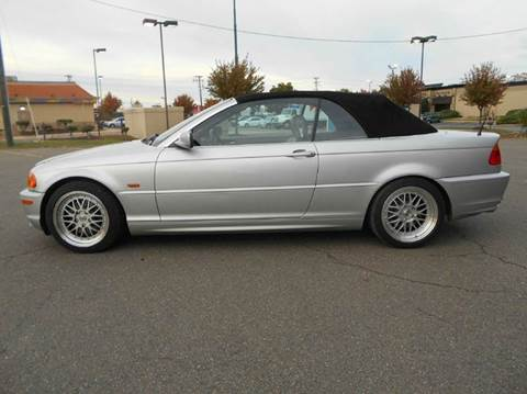 2001 BMW 3 Series for sale at Platinum Auto World in Fredericksburg VA