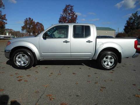 2011 Nissan Frontier for sale at Platinum Auto World in Fredericksburg VA