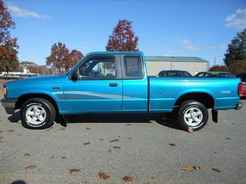 1996 Mazda B-Series Pickup for sale at Platinum Auto World in Fredericksburg VA
