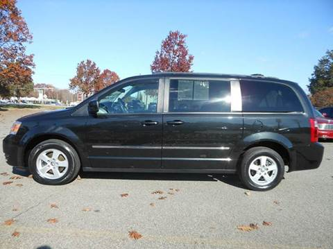2010 Dodge Grand Caravan for sale at Platinum Auto World in Fredericksburg VA