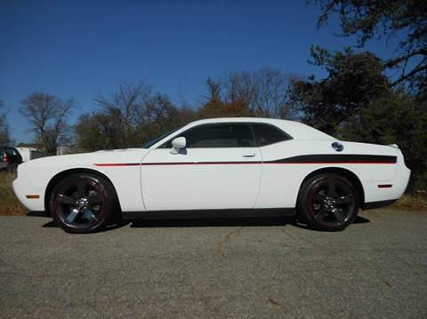 2013 Dodge Challenger for sale at Platinum Auto World in Fredericksburg VA