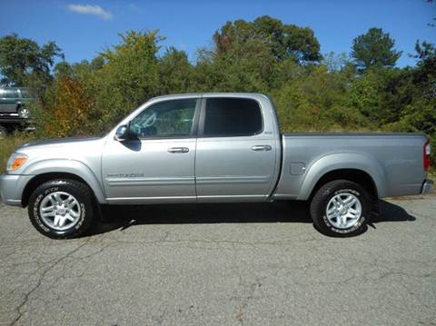 2005 Toyota Tundra for sale at Platinum Auto World in Fredericksburg VA